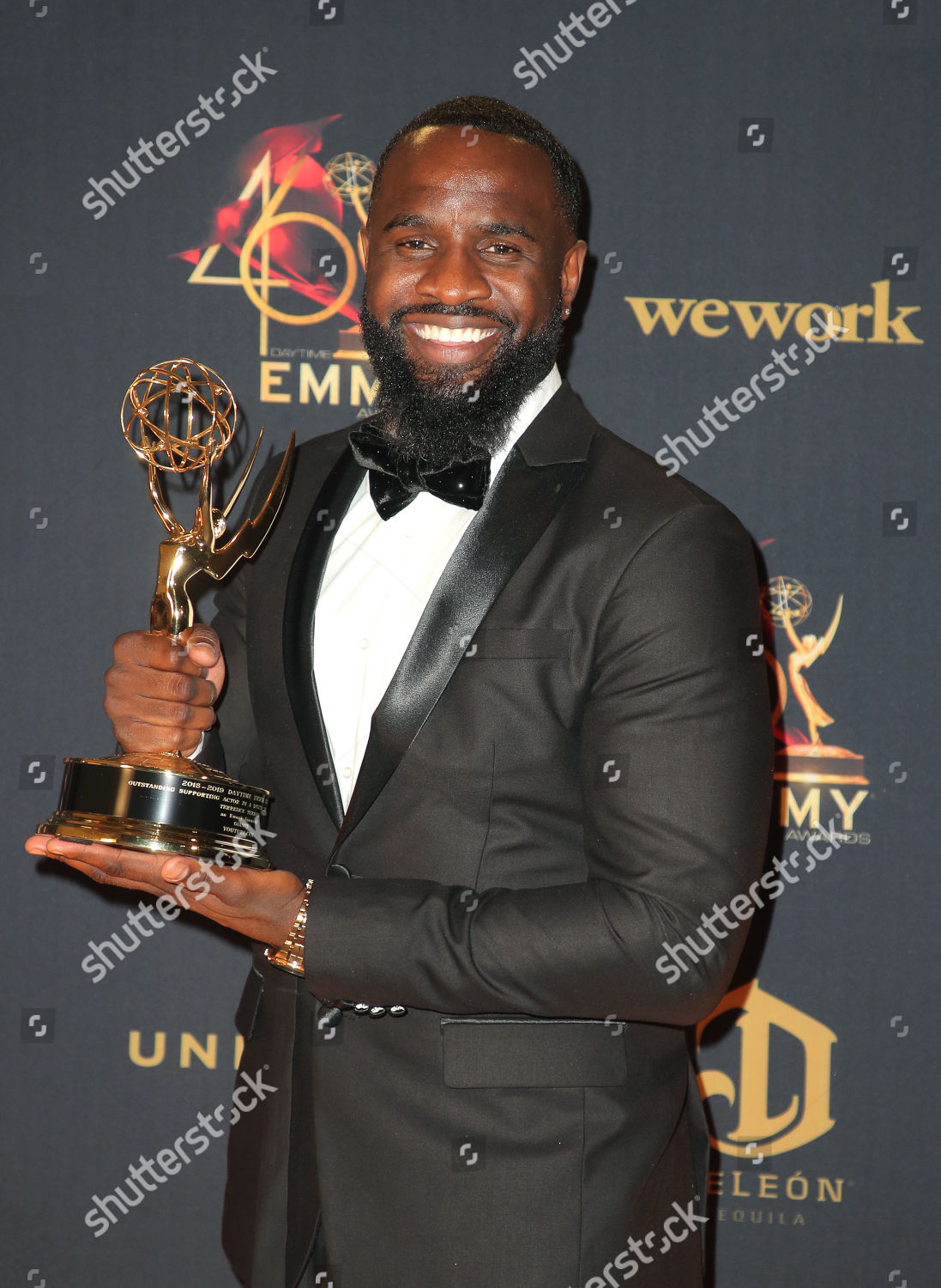Terrence Terrell Actor >> Terrence Terrell Outstanding Supporting Actor Digital