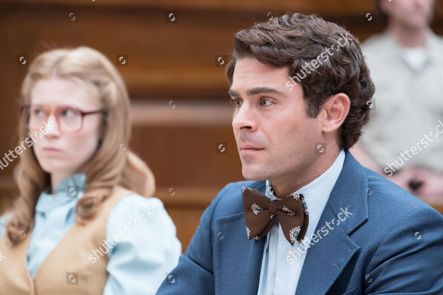 Zac Efron Ted Bundy Editorial Stock Photo Stock Image