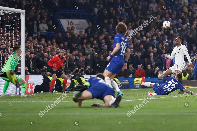 82a6aade4 Stock photo of Soccer Europa League, London, United Kingdom - 09 May 2019
