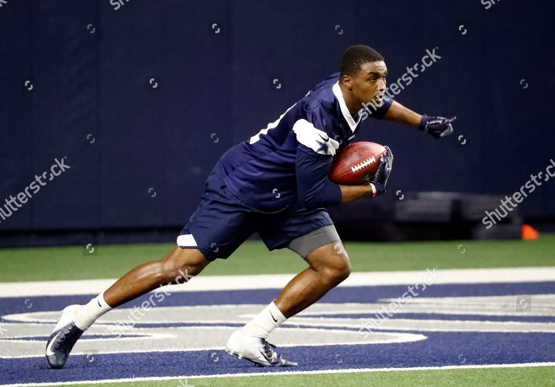 meet 5146a 1b428 Dallas Cowboys rookie linebacker Kyle Queiro 41 Editorial ...