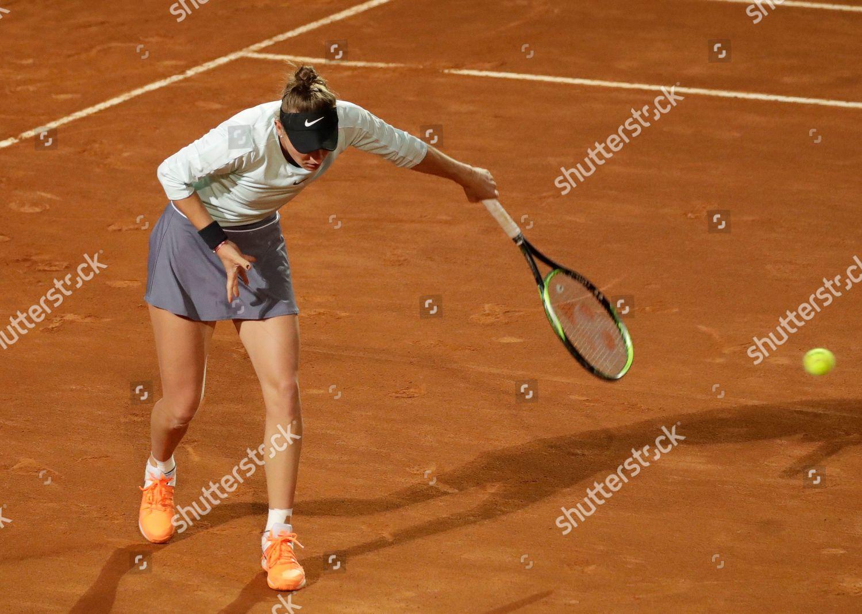 Darja Kasatkina Italian Open tennis ...
