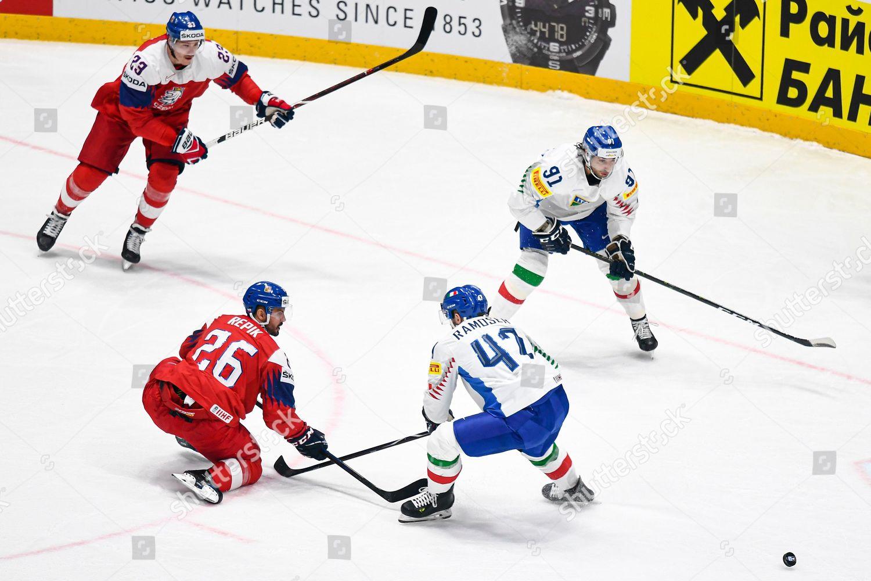 Michal Repik Czech Republic L Action Against Editorial Stock Photo