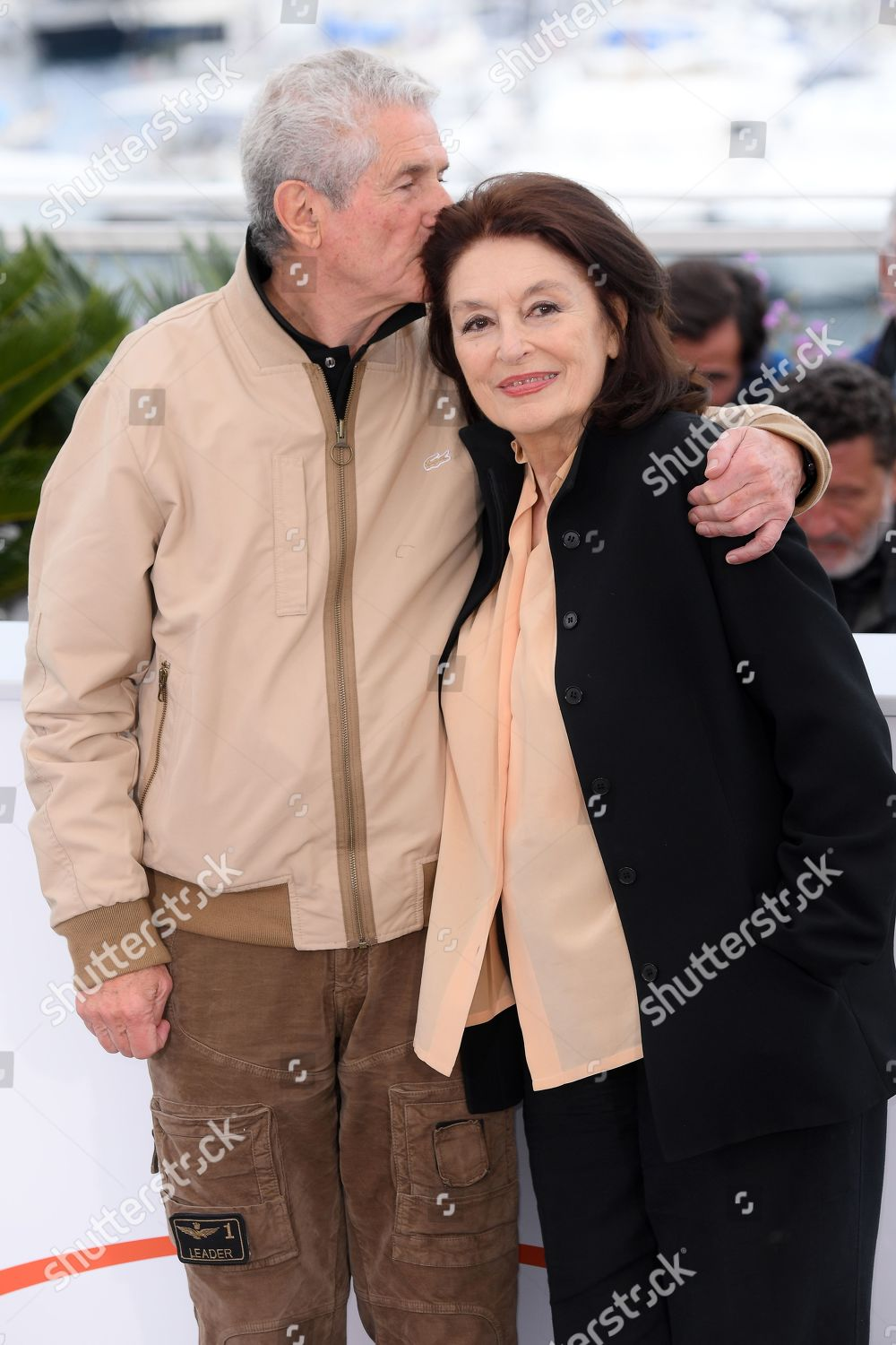 Claude Lelouch Anouk Aimee Editorial Stock Photo Stock Image Shutterstock The Best Years of a Life