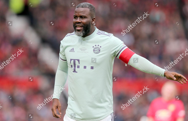Sammy Kuffour Bayern Munich Editorial Stock Photo - Stock Image | Shutterstock