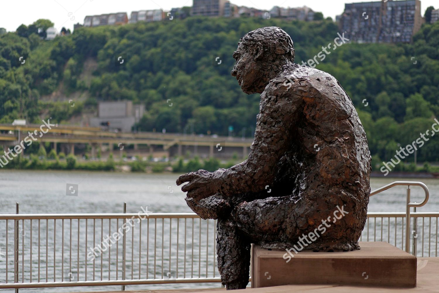 This Fred Rogers Statue Part Tribute Children Editorial Stock Photo Stock Image Shutterstock
