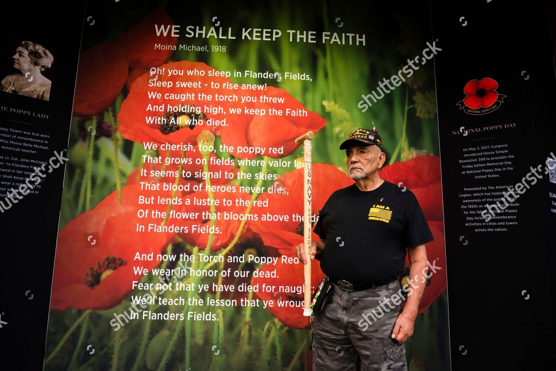 Vietnam War veteran Jim Corrales Fontana Calif Foto