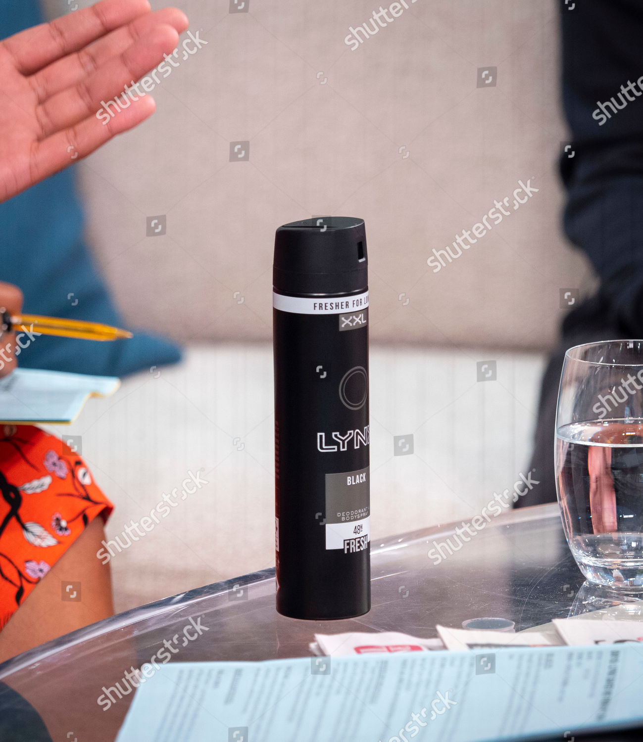 Can Lynx Deodorant Editorial Stock Photo - Stock Image | Shutterstock