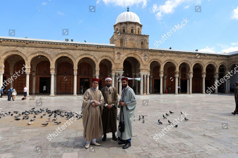 General View Alzaytuna Mosque Tunis Tunisia 31 Editorial Stock Photo Stock Image Shutterstock
