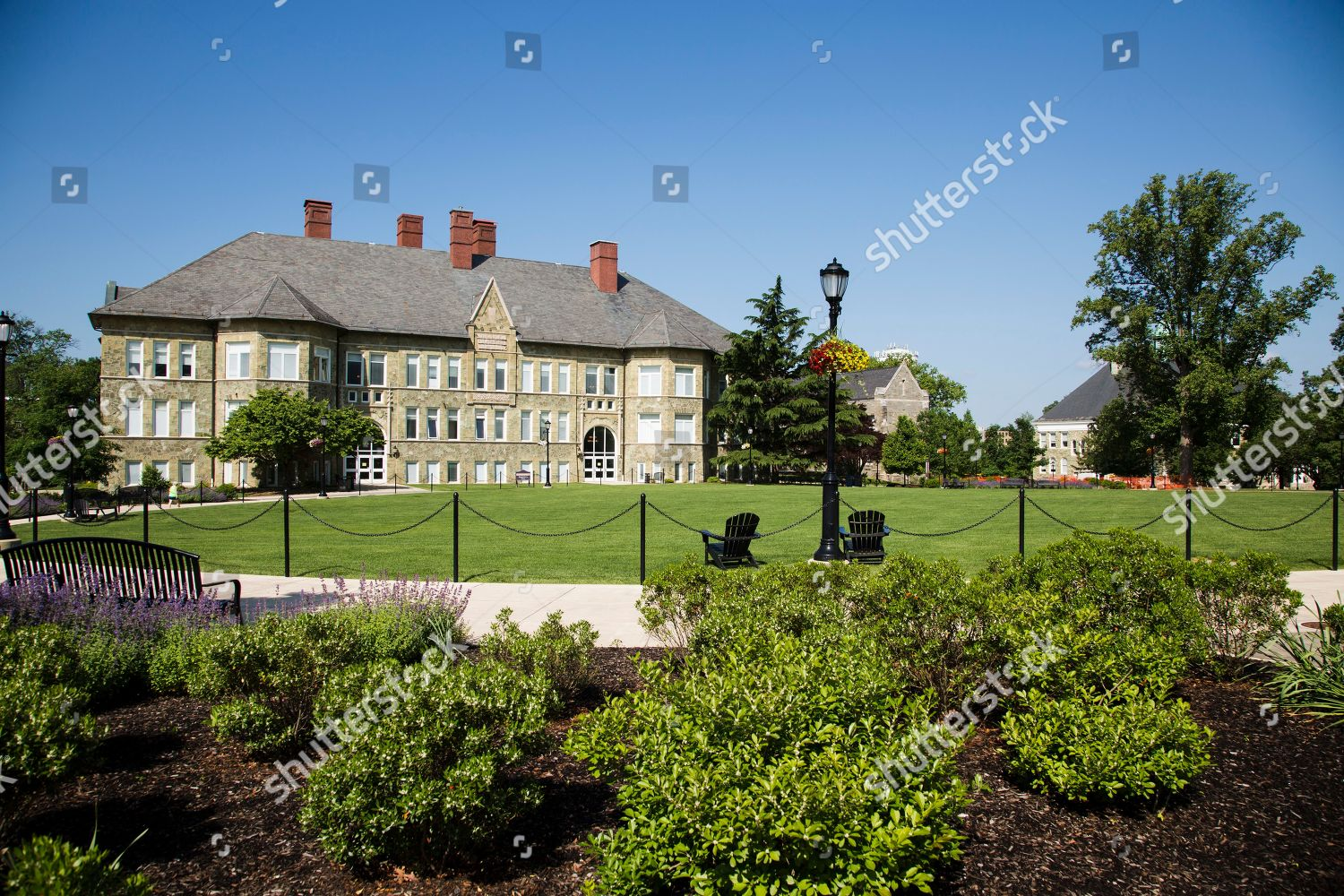 Shown West Chester University West Chester Pa Editorial Stock