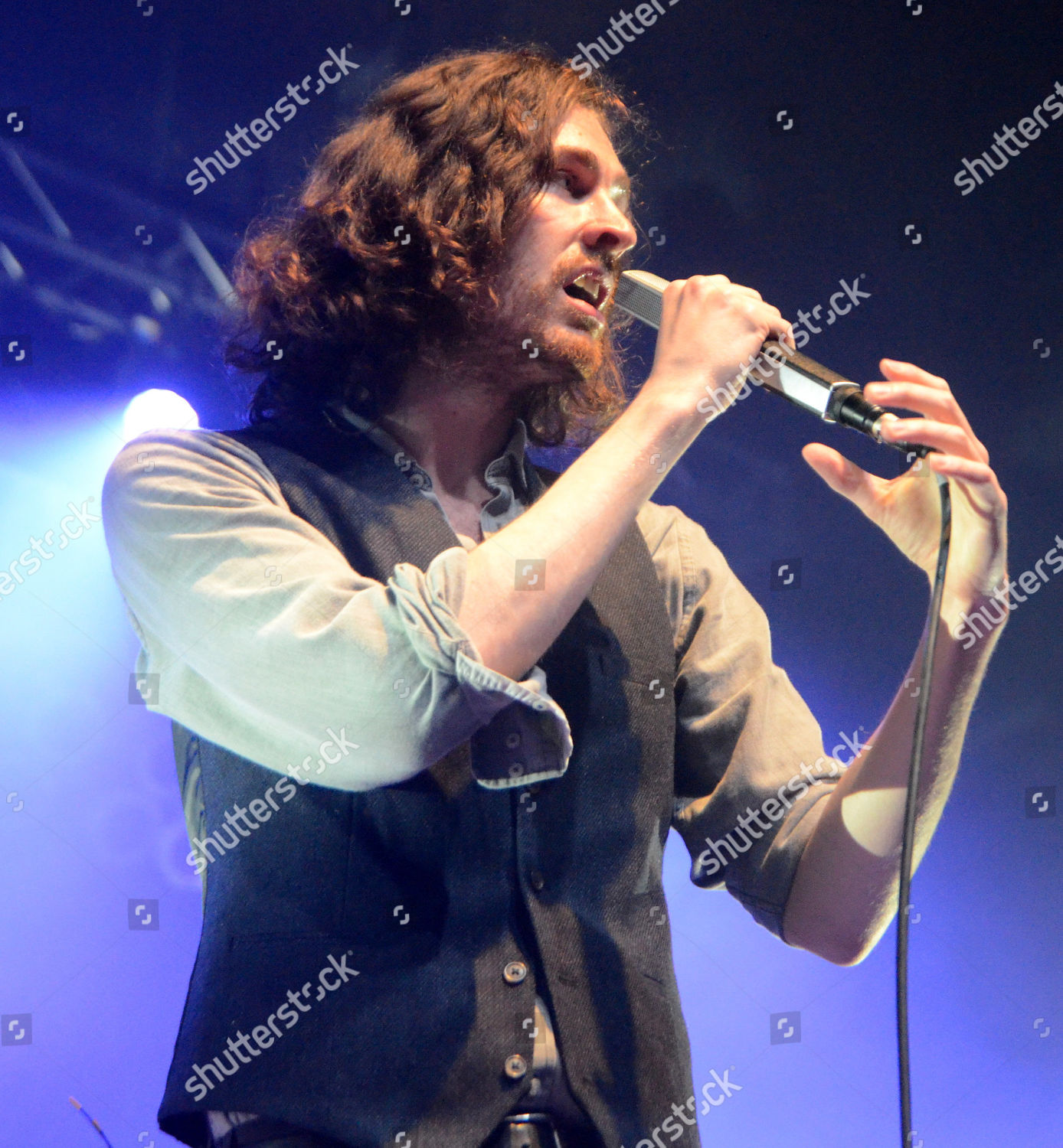 Hozier Eagles Ballroom Editorial Stock Photo Stock Image