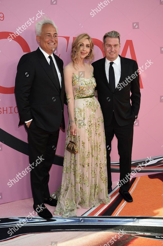 Stock photo of 2019 CFDA Fashion Awards - Arrivals, New York, USA - 03 Jun 2019