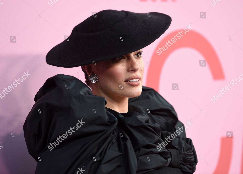 Ashley Graham attends CFDA Fashion Awards Brooklyn Editorial