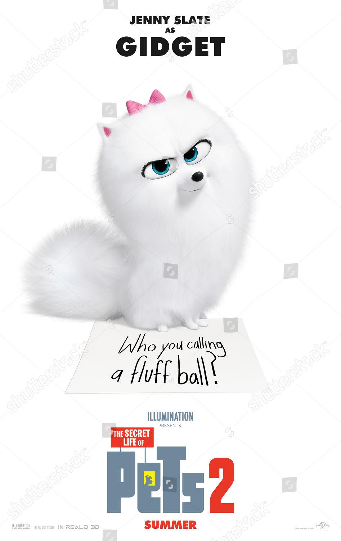 Secret Life Pets 2 2019 Poster Art Editorial Stock Photo Stock Image Shutterstock