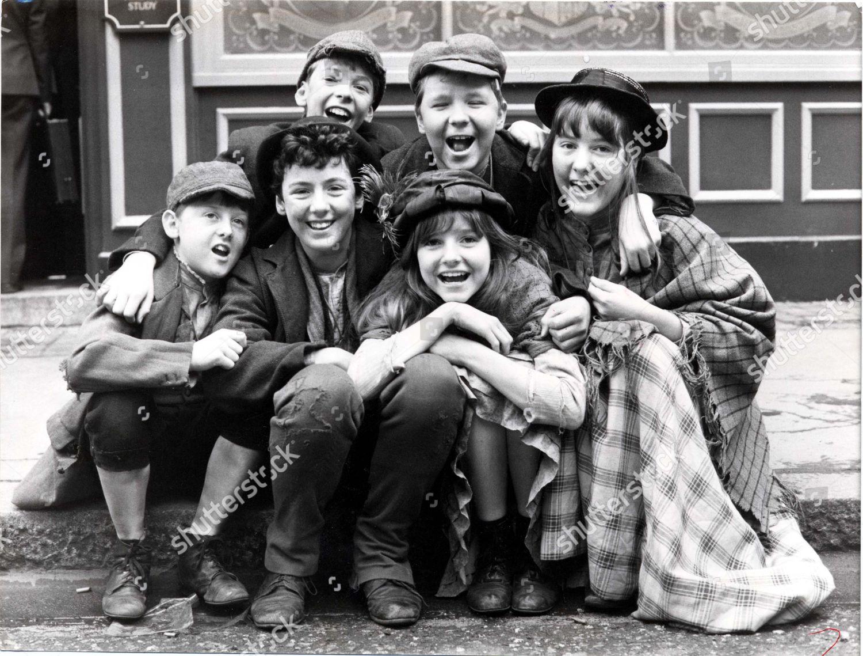 Television Programme Baker Street Boys 1983 Watch Editorial Stock