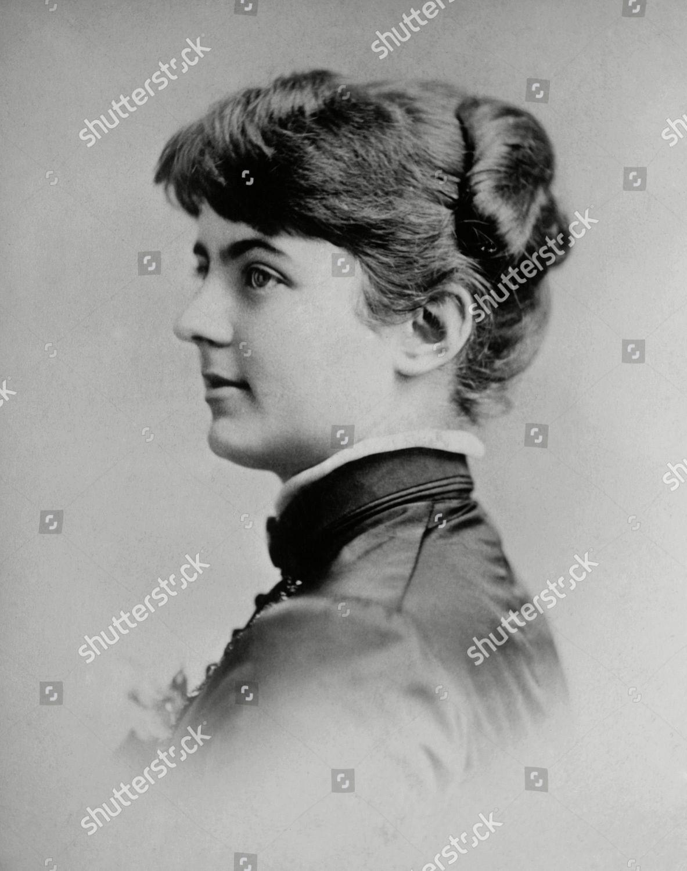 Frances Folsom Cleveland Wife Grover Cleveland 22nd