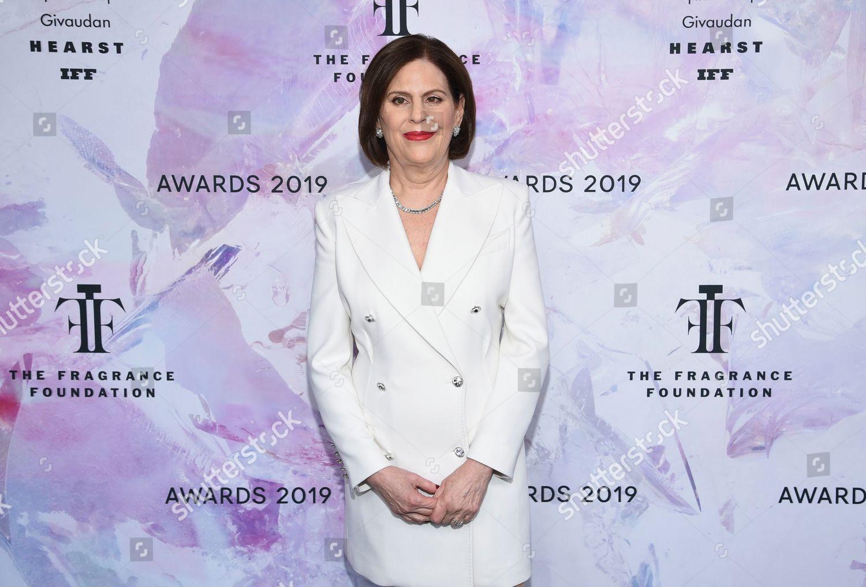 Fragrance Foundation president Linda Levy attends Fragrance