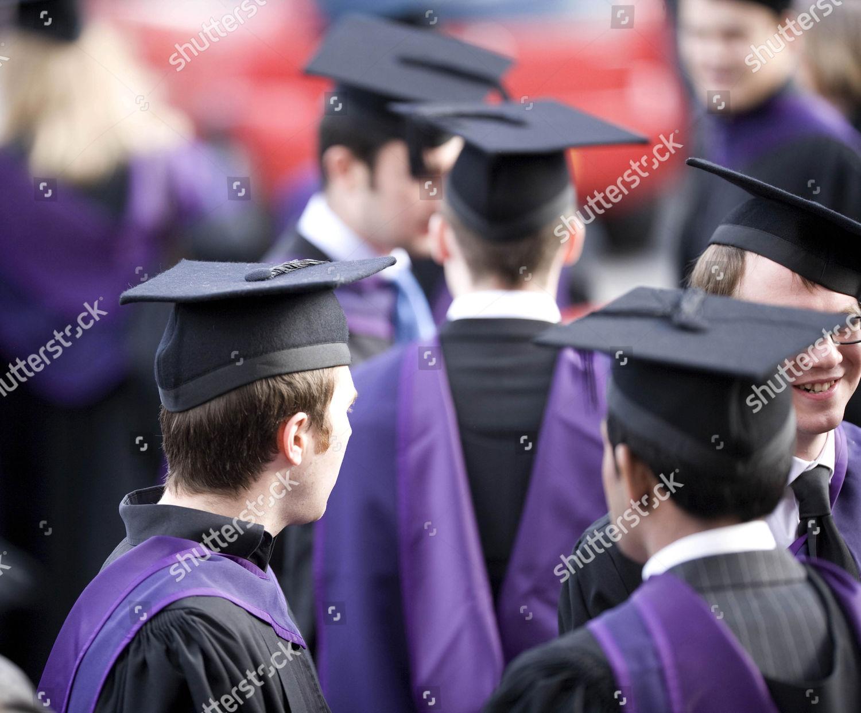 Students Graduating Editorial Stock Photo Stock Image Shutterstock