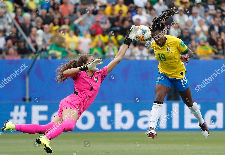 Ludmila Da silva R Brazil action against Redaktionelles ...