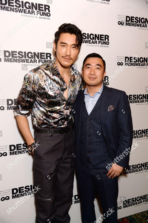 Young Mens Fashion 2020.Hu Bing Kevin Jiang Editorial Stock Photo Stock Image