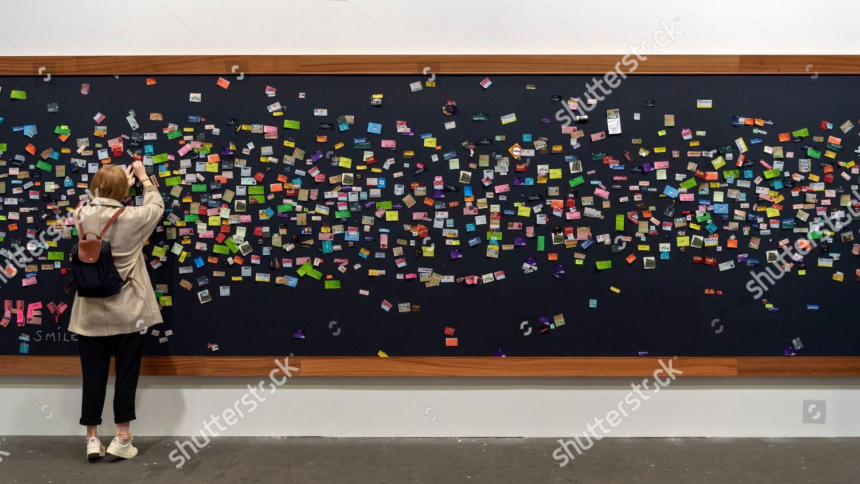 interactive installation Bataille 2017 by Brazilian artist Editorial