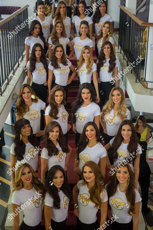 Miss Venezuela pageants participate official presentation
