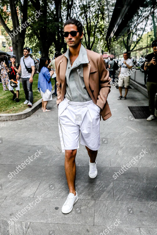 On the Street…Casual Friday, Milan « The Sartorialist |Italian Mens Summer Street 2013