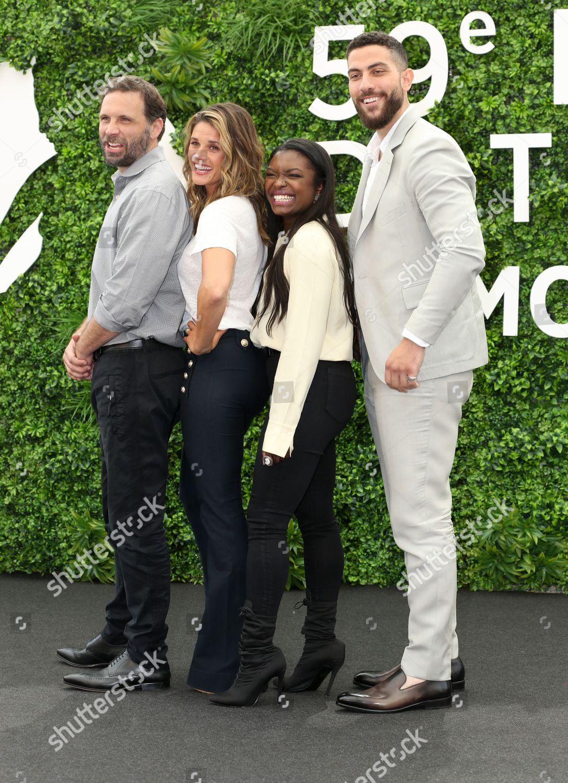 Stock photo of 59th Monte Carlo Television Festival photcall, Monaco - 15 Jun 2019