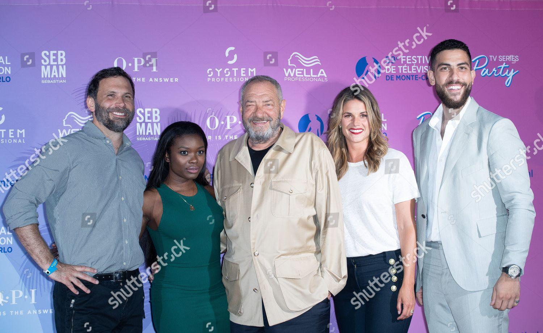 Stock photo of TV Series Party, 59th Monte Carlo Television Festival, Monaco - 15 Jun 2019