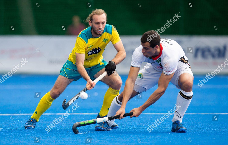 Krefeld Germany 16062019 Herren Hockey FIH Pro Editorial