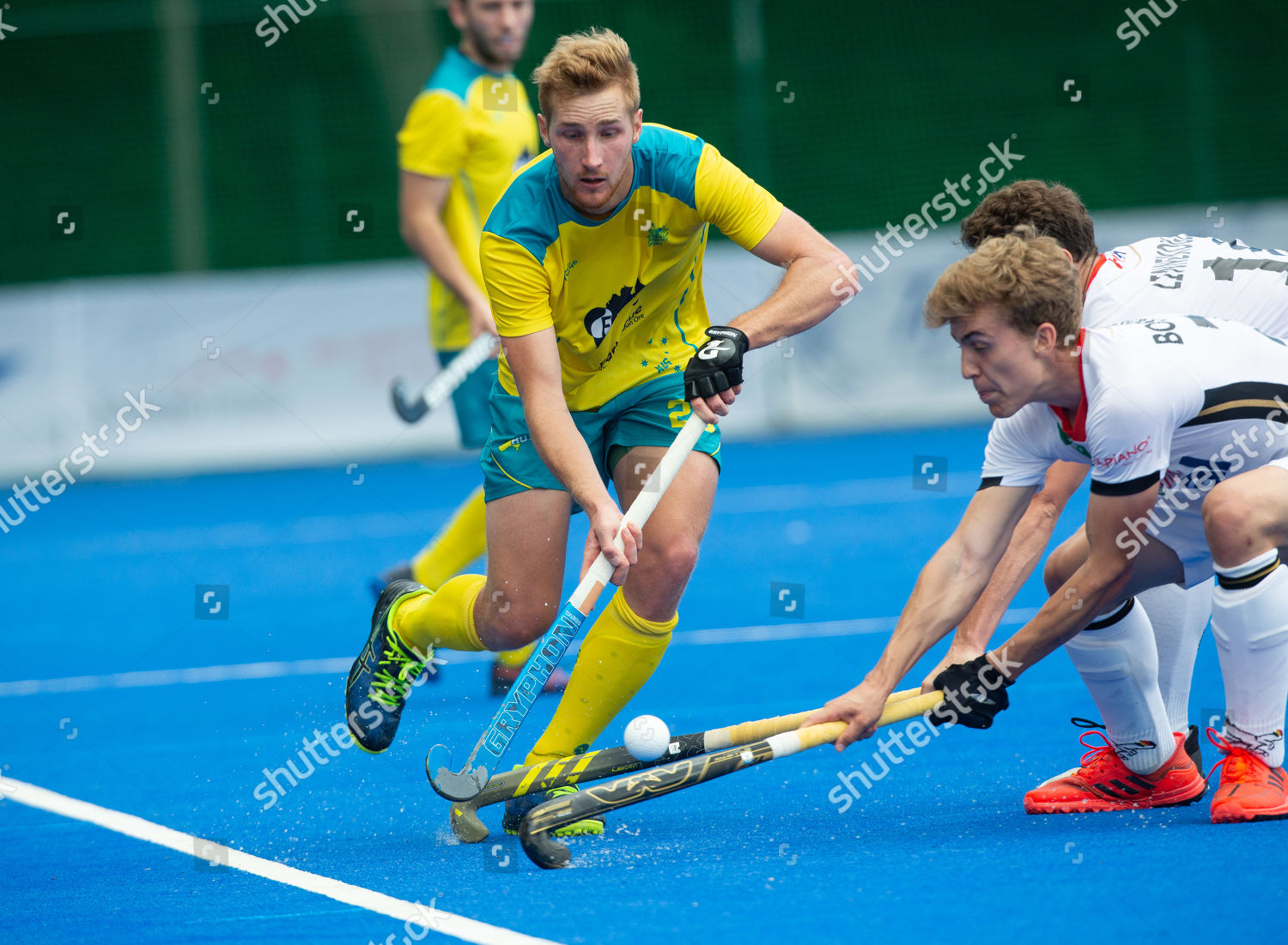 Krefeld Germany 16062019 Herren Hockey FIH Pro Editorial