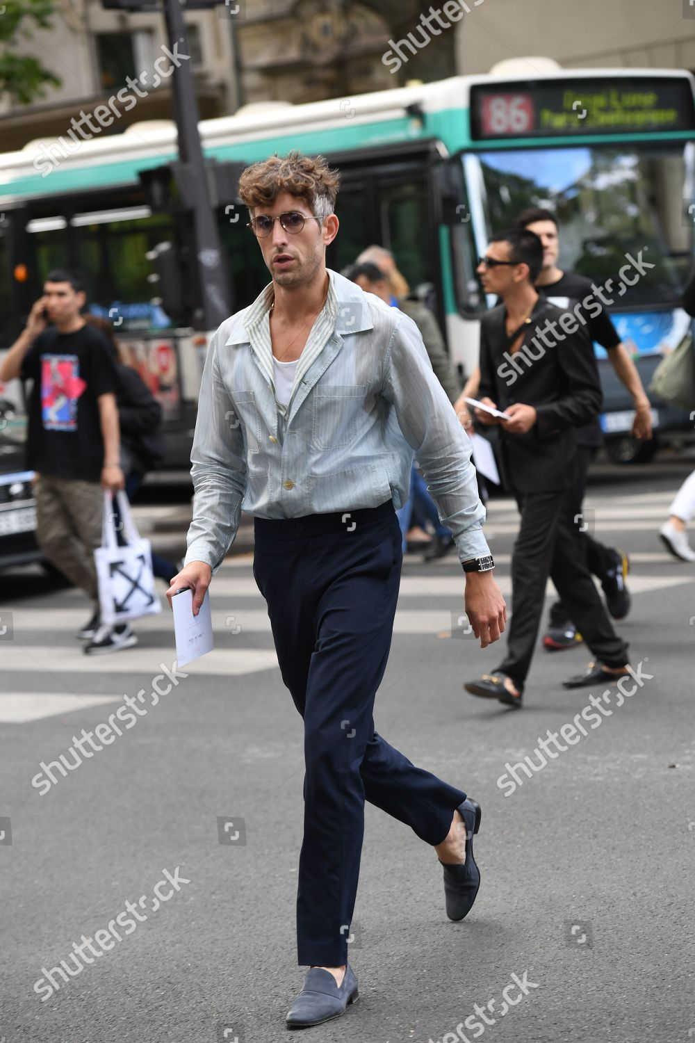 Urban Fashion 2020.Street Style Editorial Stock Photo Stock Image Shutterstock