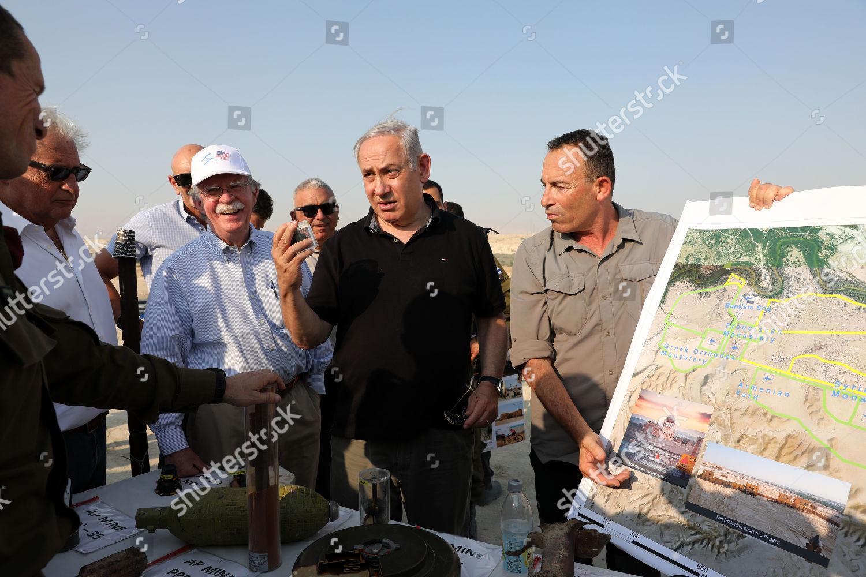 US National Security Advisor John Bolton L Foto editorial - Imagem