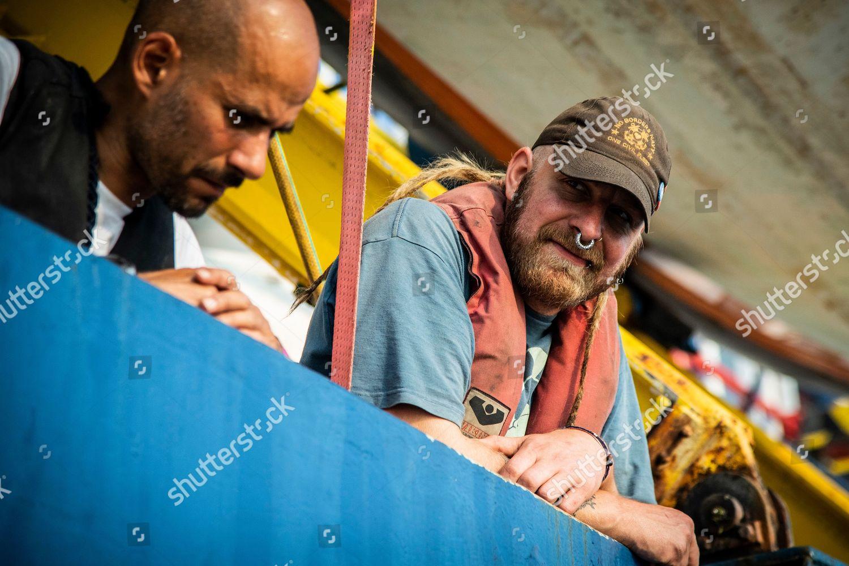 Sea Watch 3 ship crew Editorial Stock Photo - Stock Image | Shutterstock