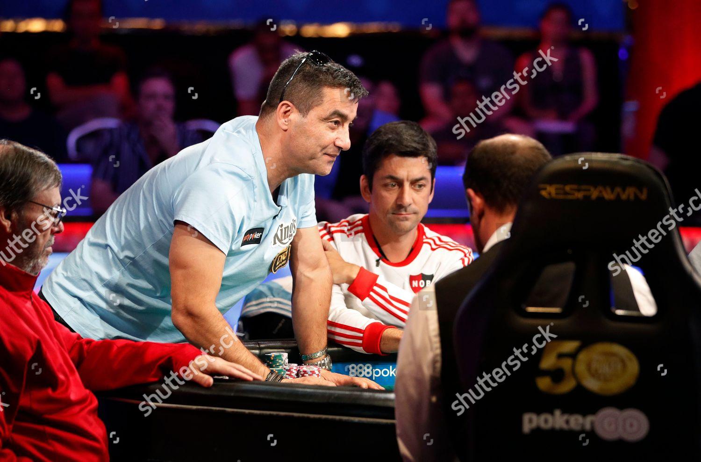 Stock photo of World Series of Poker, Las Vegas, USA - 12 Jul 2019
