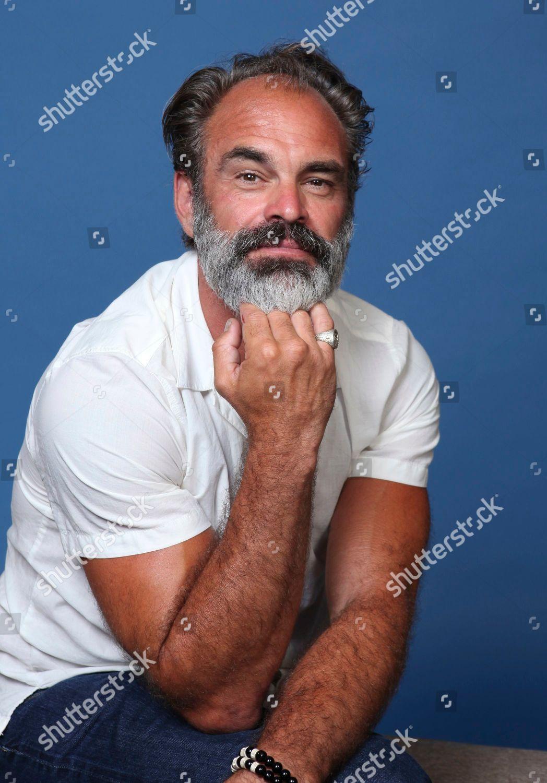 Steven Ogg poses portrait promote television series