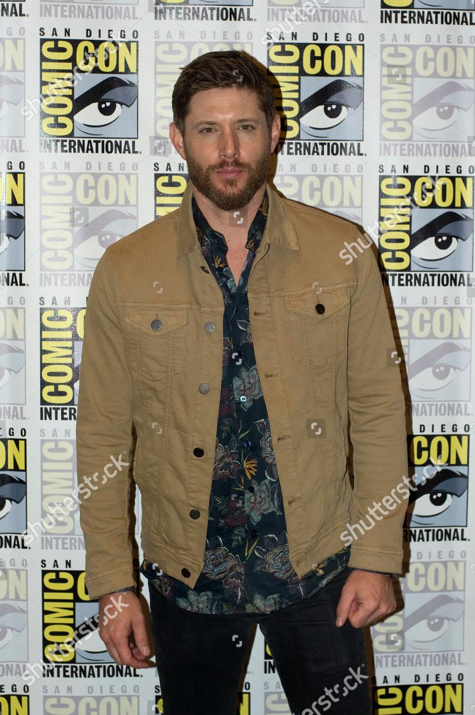 US actor Jensen Ackles Supernatural television series