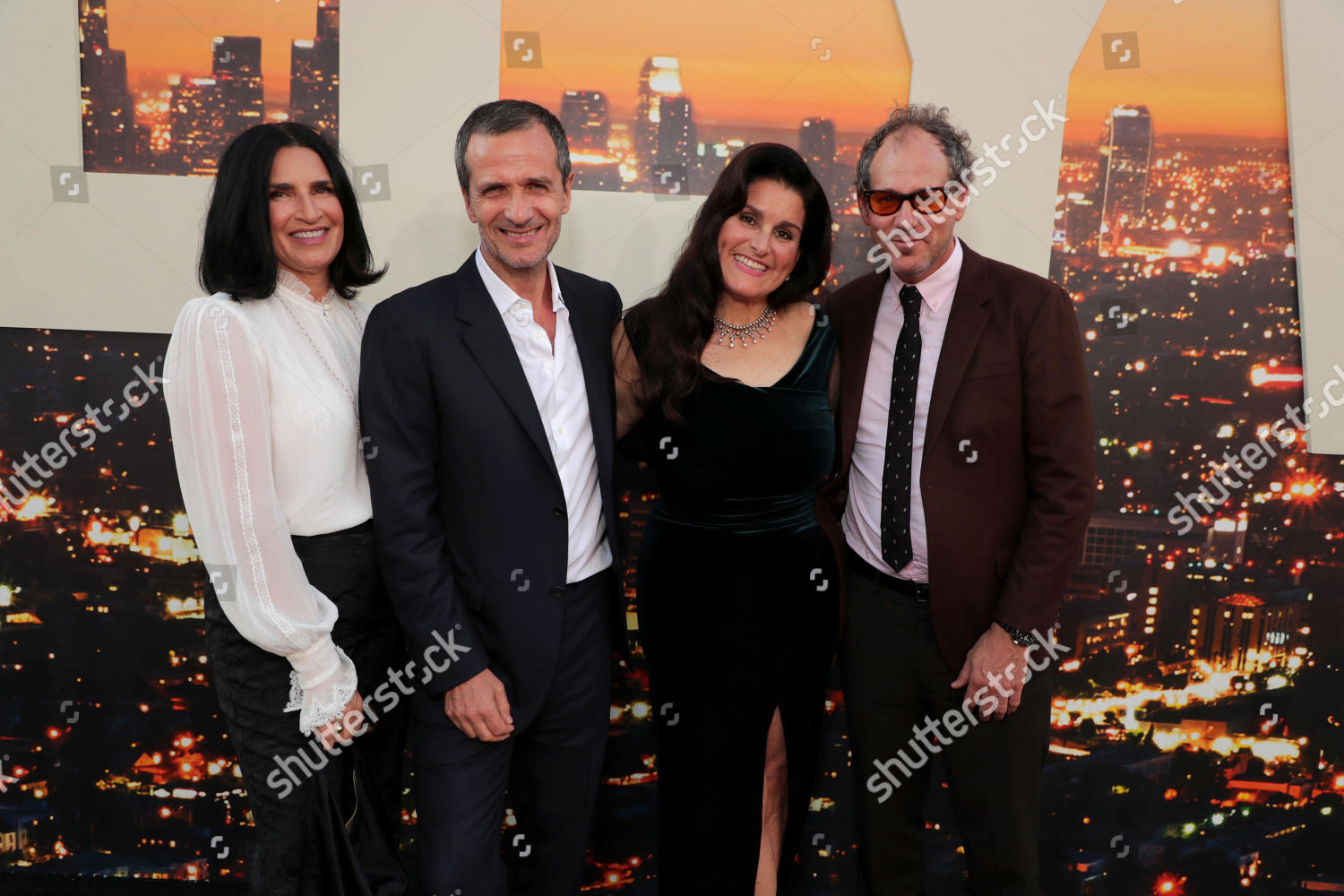 Once Upon A Time At Christmas 2019.Georgia Kacandes Executive Producer David Heyman Producer