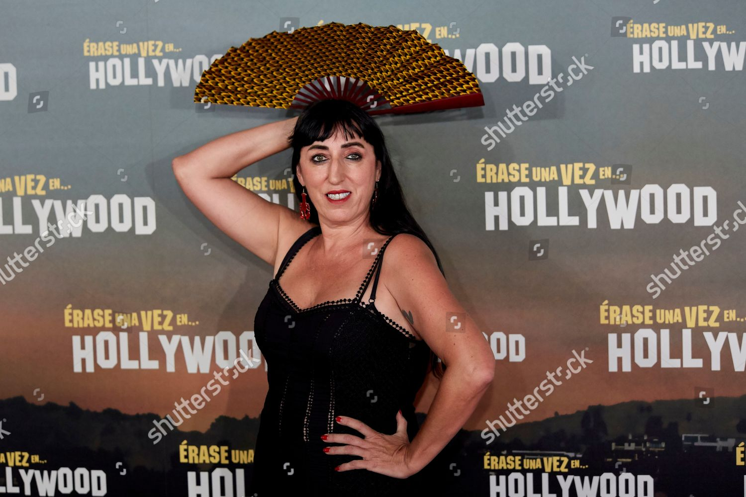 Rossy De Palma Editorial Stock Photo Stock Image