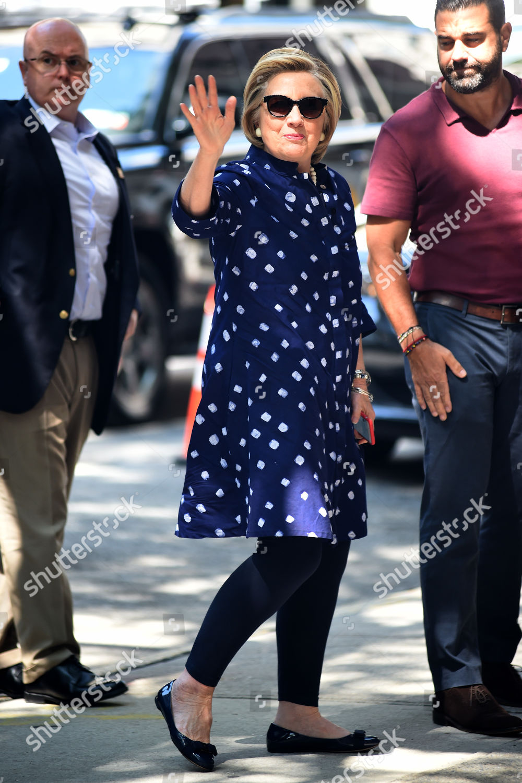 Hillary Clinton Editorial Stock Photo - Stock Image