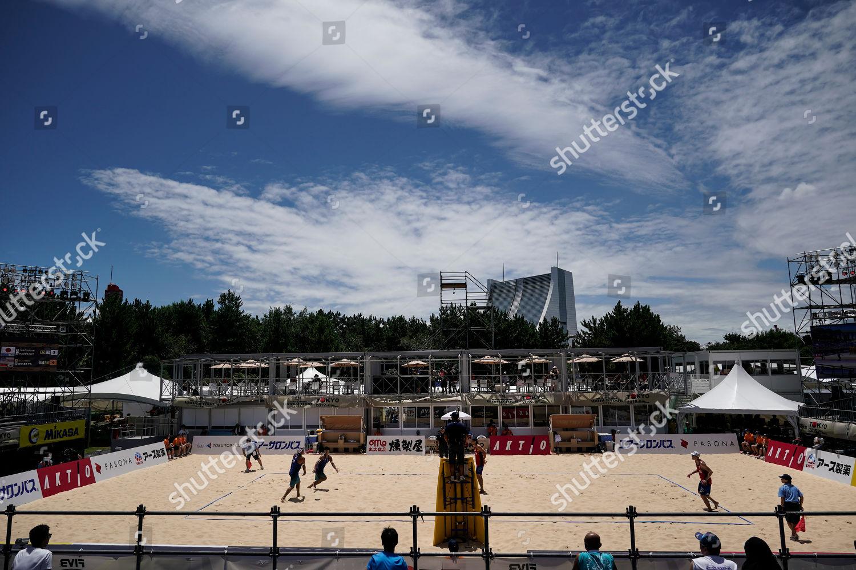 beach volleyball wm 2020