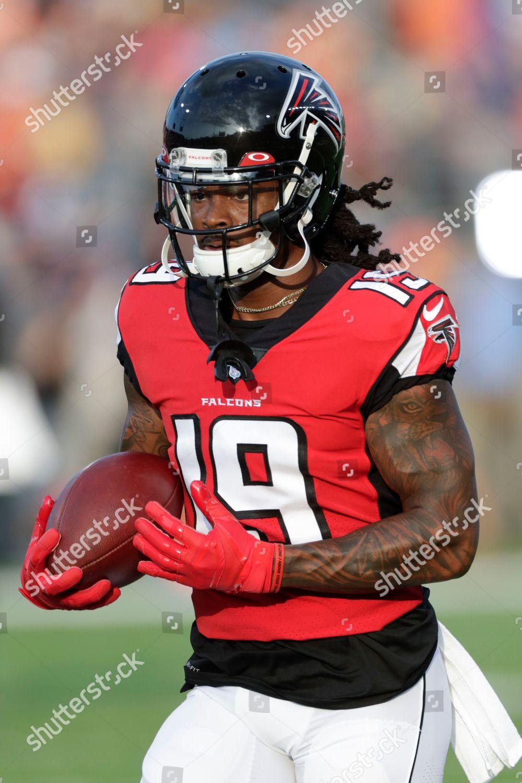 meet 67de7 4a690 Atlanta Falcons wide receiver Kahlil Lewis 19 Editorial ...