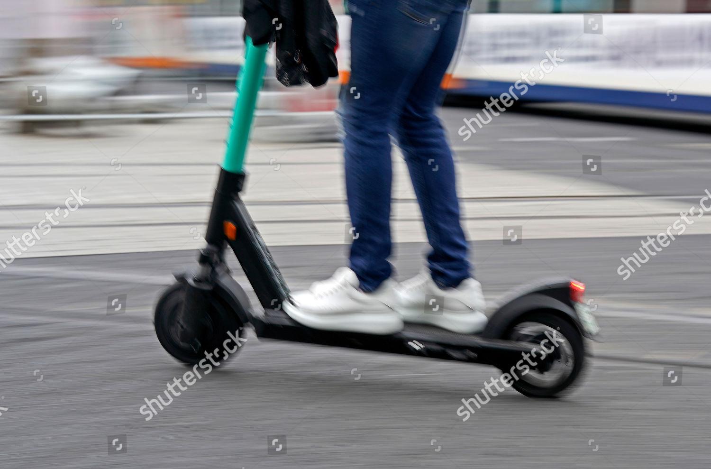 e scooter mannheim