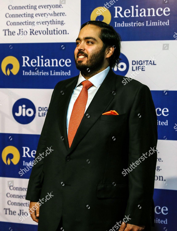 Anant Ambani son Reliance Industries Chairman Mukesh