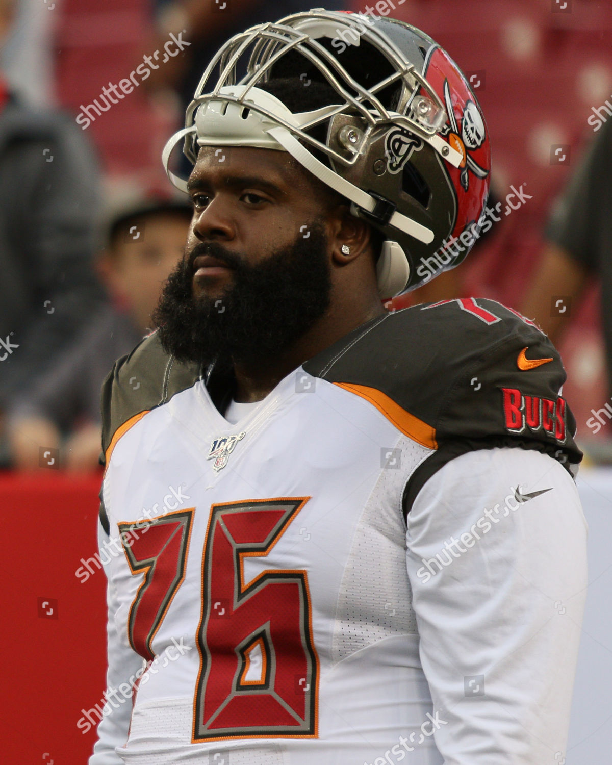 new arrival 2916c b9be3 Tampa Bay Buccaneers offensive tackle Donovan Smith ...