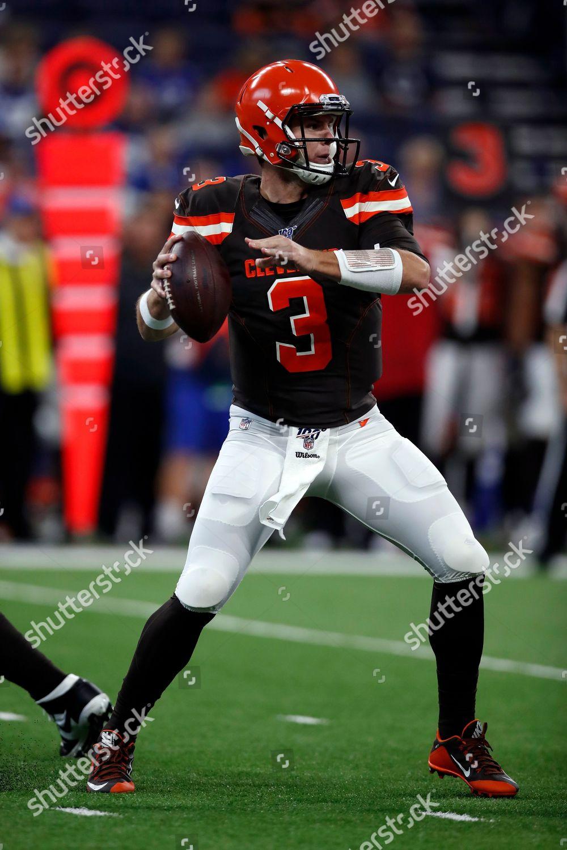 Cleveland Browns Quarterback Garrett Gilbert 3 Looks Editorial Stock Photo Stock Image Shutterstock