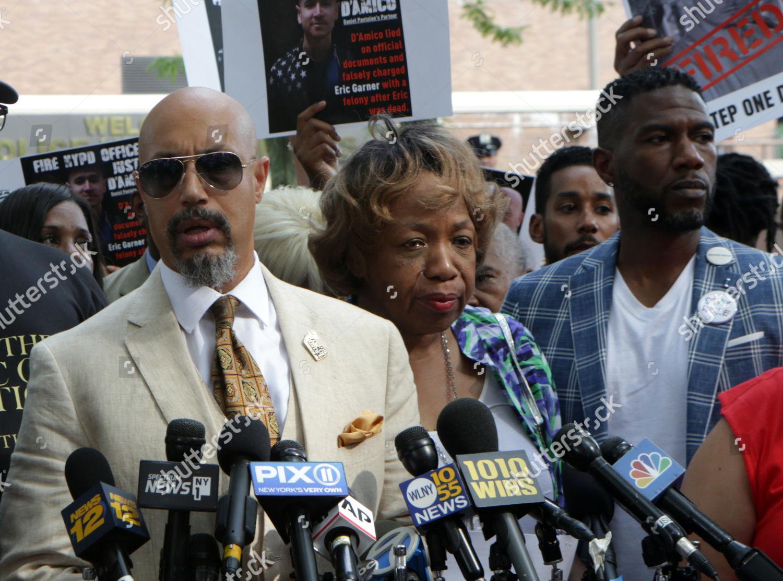 Gwen Carr mother Eric Garnera chokehold victim Editorial