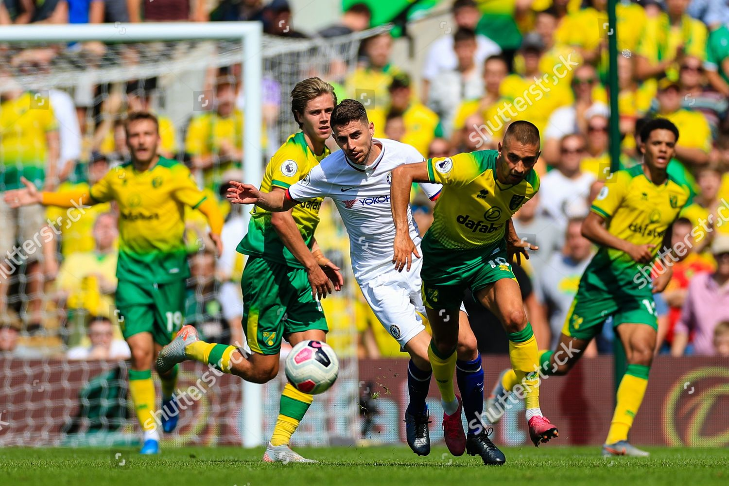 24th August 2019 Carrow Road Norwich England Editorial Stock