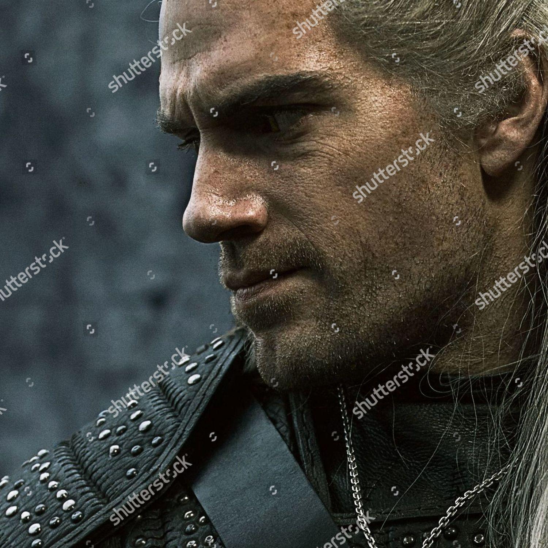 Henry Cavill Geralt Rivia Editorial Stock Photo Stock