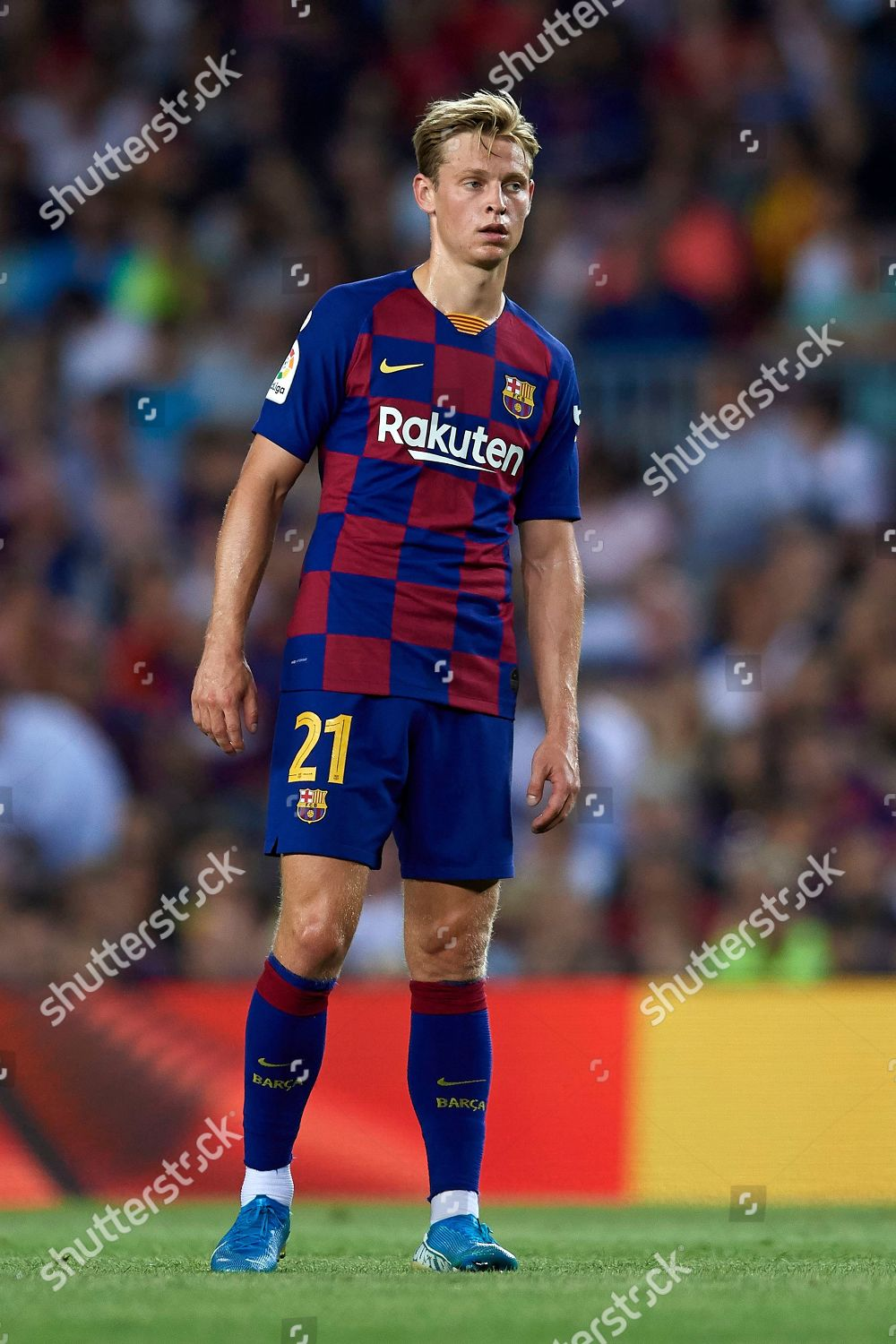 Frenkie De Jong Barcelona Editorial Stock Photo Stock Image Shutterstock