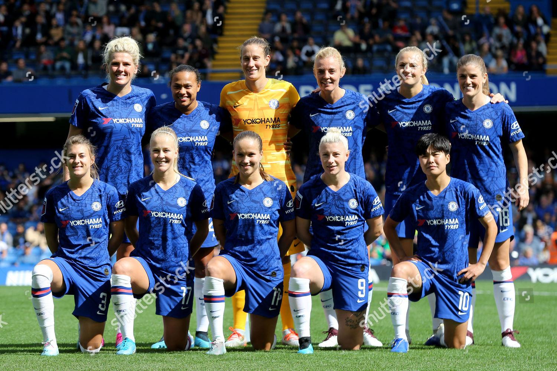 Chelsea Women Editorial Stock